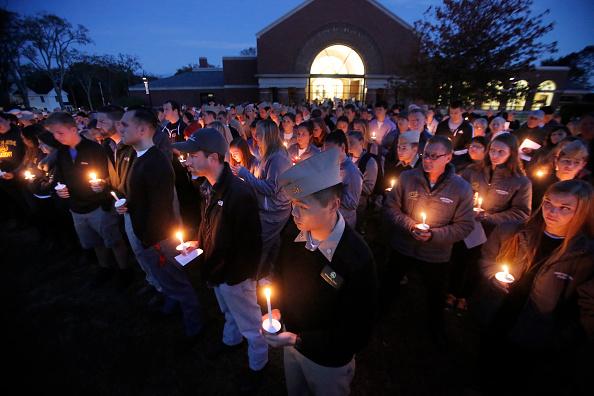 Vigil at Maine Martime Academy